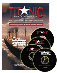 Purchase the Titanic CD package